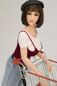 158CM Shipping Pricness Emily Slender Leg Realistic Doll