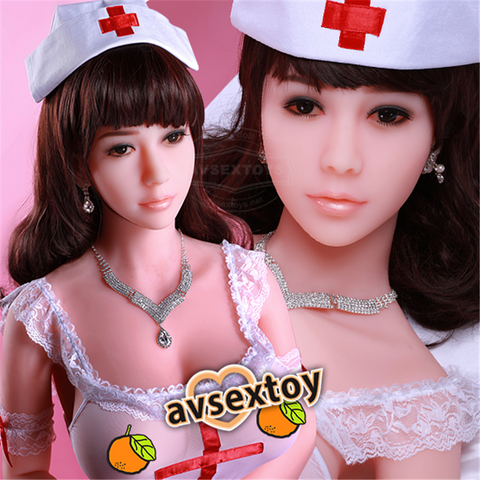 158CM Stunning Entice Uniform Beauty Bblythe Real Love For Men Silicone Doll
