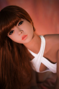 158CM Tramp Curvy Figure Beauty Jessie Real Love For Men Silicone Doll