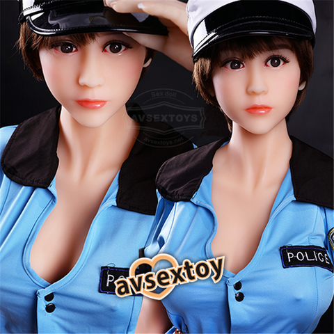 153CM Uniform Entice Hot Girl Bass  Realistic Doll