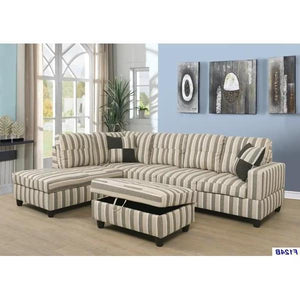 Amazing Monique Sectional With Ottoman Alphanode Cool Chair Designs And Ideas Alphanodeonline