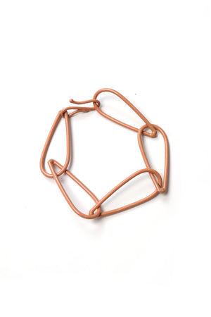 Modular Bracelet in Dusty Rose - small