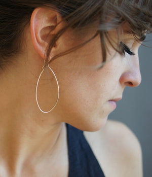 large Gabrielle earrings
