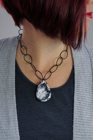 Contra necklace