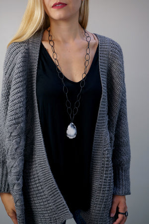 long Contra necklace