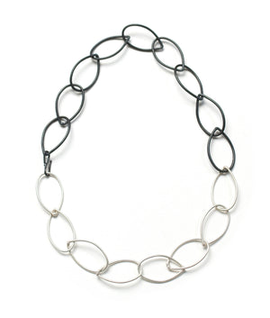 "Audrey necklace - Shift Collection - 20"" - sample sale"