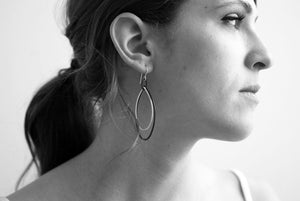 Rachel earrings - sample sale