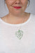 Ada Middling Pendant in Pale Green