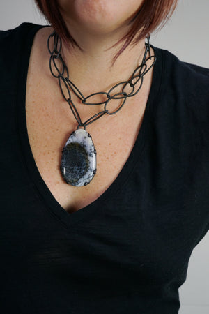 convertible Contra necklace