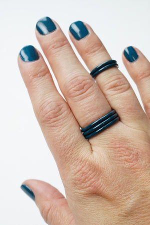 Stacking Ring in Deep Ocean