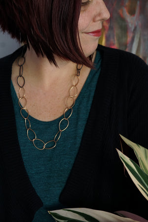 Ellen necklace - Shift Collection