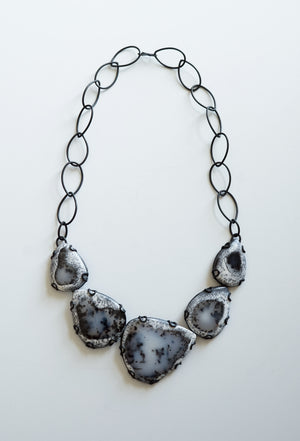Contra Composition Necklace No. 41