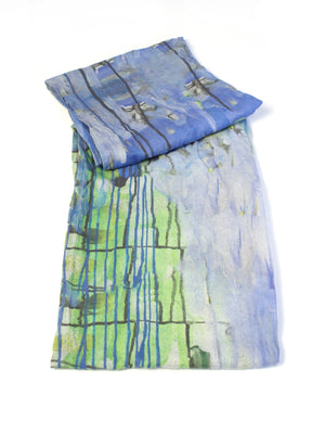 Giverny lightweight scarf