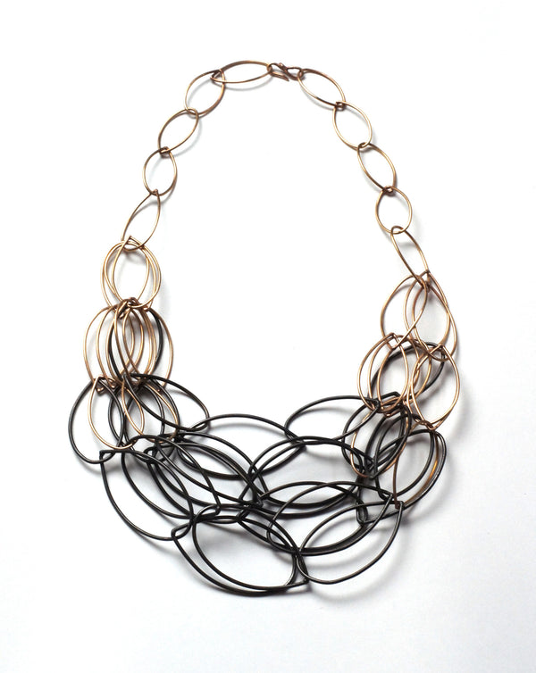 reverse Maya necklace - Shift Collection