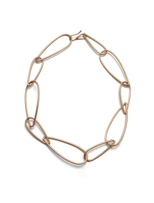 Modular Necklace No. 1 in bronze