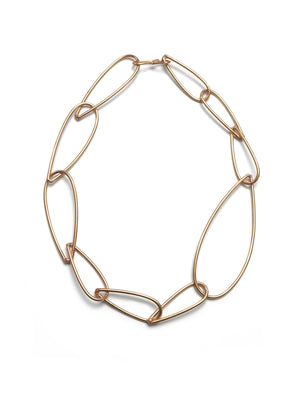 Modular Necklace No. 2 in bronze