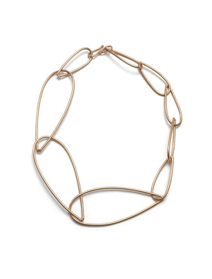 Modular Necklace No. 3 in bronze