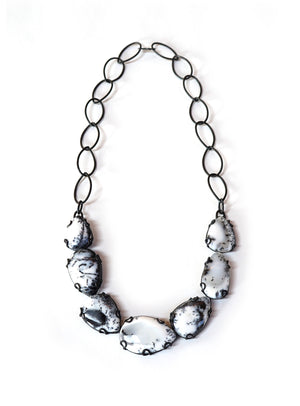 Contra Composition Necklace No. 4