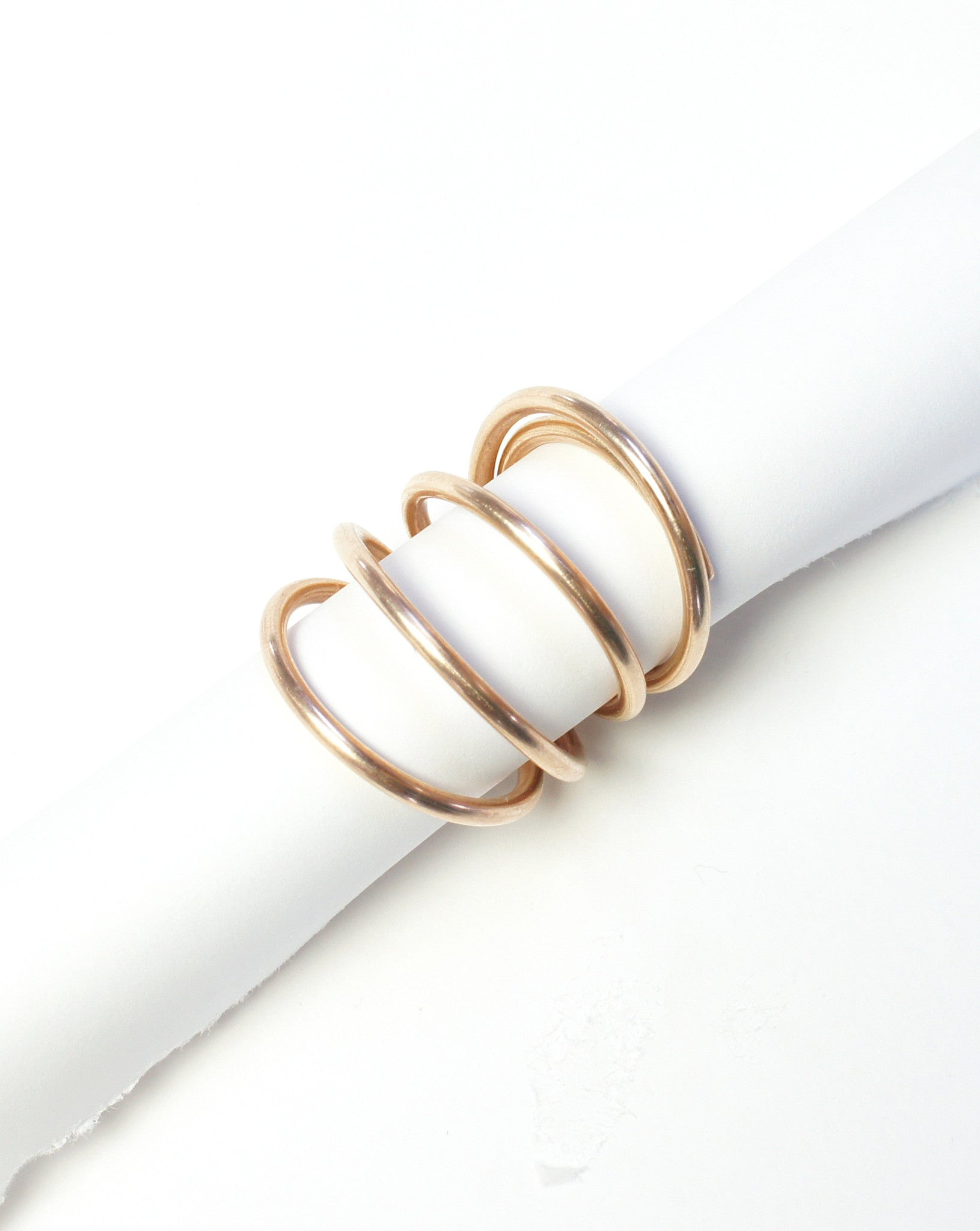 bronze sequence ring