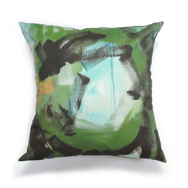 Wellspring Pillow - square