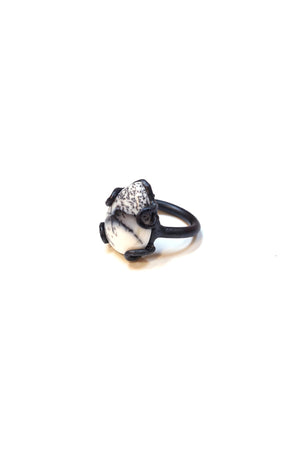 tiny Contra ring / size 6.5