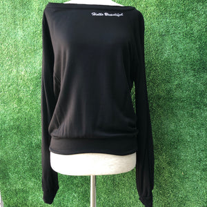 Sheer Long Sleeve Shirt