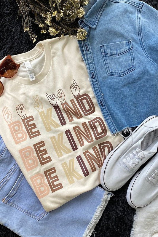 """Be Kind"" T-shirt"