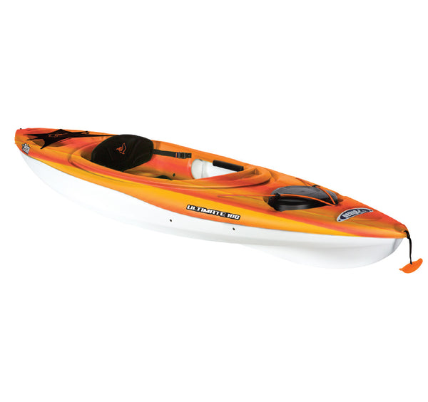 Pelican Kayak Ultimate 100 Se Orange Cap It Outlet Store