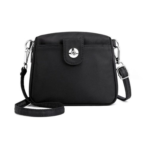 Nylon Simply Fashion Crossbody Bag