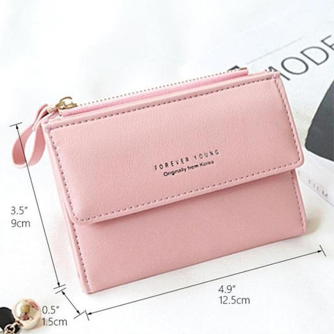 Multi-card slot Purse Card Package
