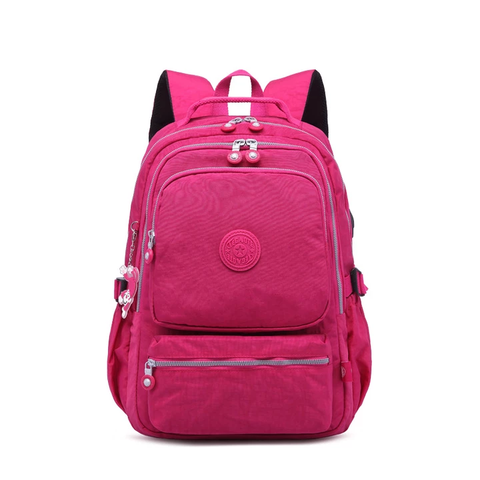 Multi-pocket USB Charging Backpack  (NOTE:Hot sale, tight inventory, 15 days pre-sale!!!)