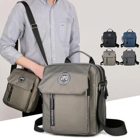 Men's Oxford Business Casual Messenger Bag