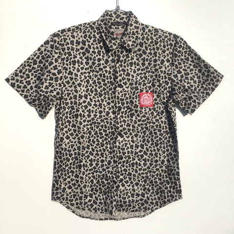 Custom S/S Safari Button up