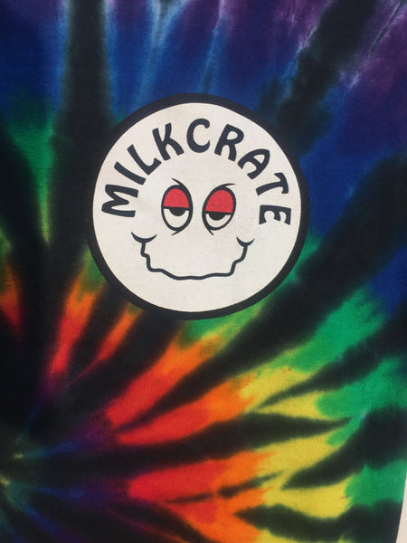 Milkcrate Mr. Blunted Tie Dye T-shirt