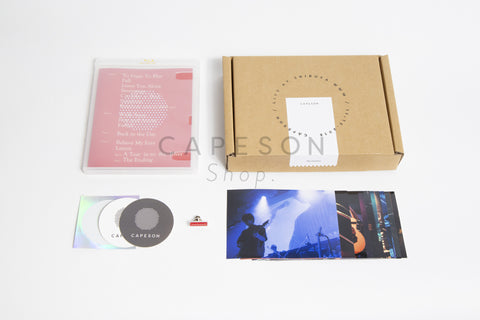 "CAPESON  ""LIVE AT SHIBUYA WWW"" Blu-Ray  Premium Box Edition"