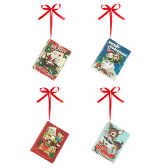 Set of 4 Mini Songbooks