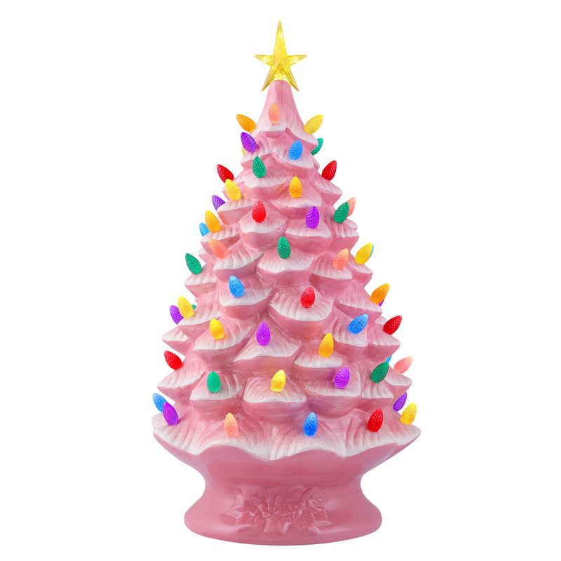 Santa's Sleigh Animated Tree Topper