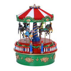 Mini Carnival Music Box