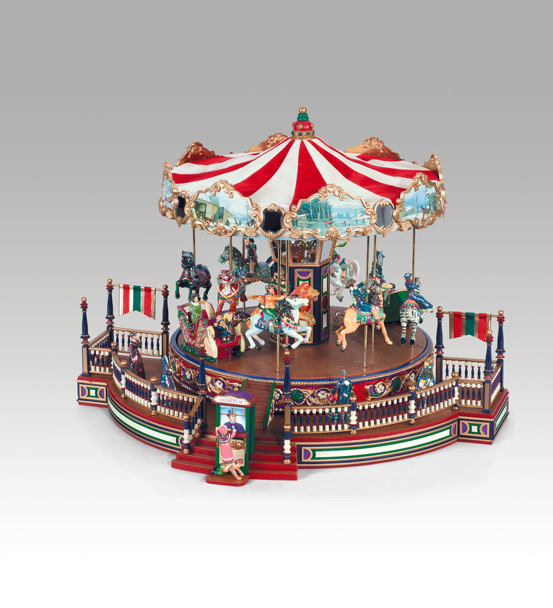 Holiday Around the Carousel
