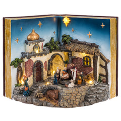 Animated Musical Nativity