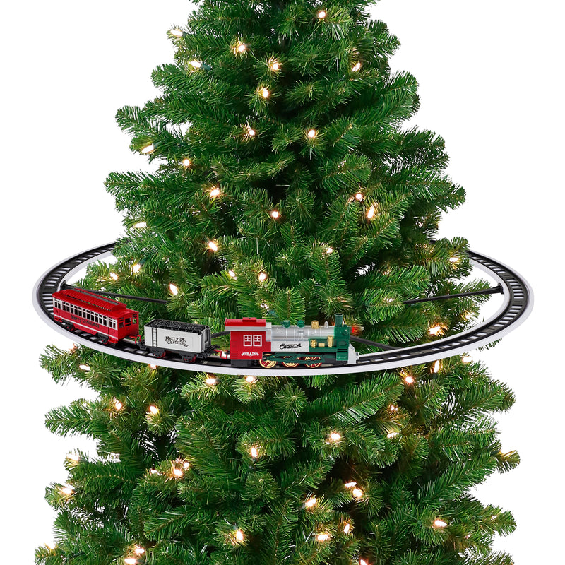 Train Around the Tree