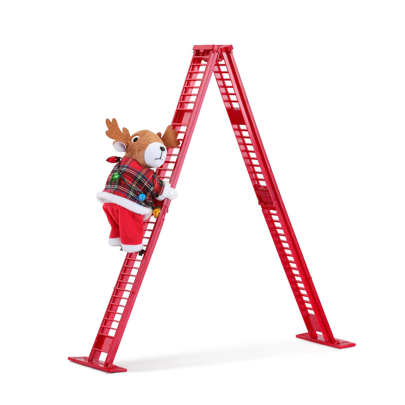 Mini Super Climbing Reindeer