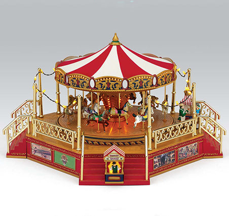 World's Fair Boardwalk Carousel