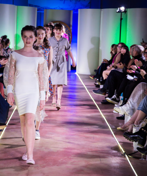 Youth Designers on the Runway at Fashion Splash