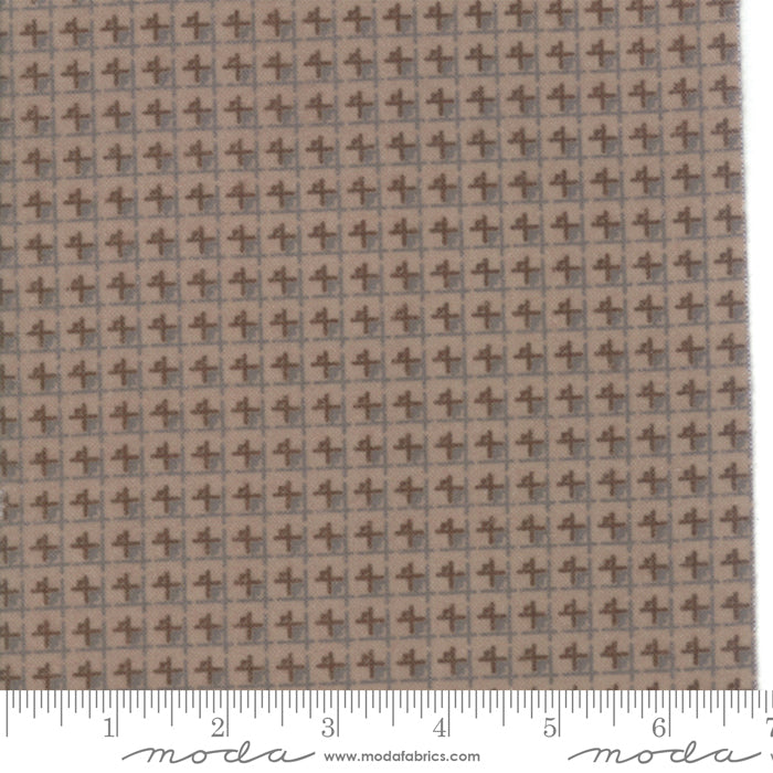 FARMHOUSE FLANNELS - MOCHA
