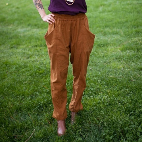 ARENITE PANTS by Sew Liberated - Paper Pattern