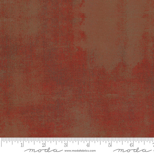 Grunge Basics by BasicGrey for Moda - 1/4 Meter - Maraschino Cherry