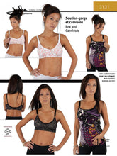 Load image into Gallery viewer, BRA AND CAMISOLE - PAPER PATTERN