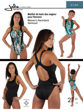 Load image into Gallery viewer, RACERBACK SWIMSUIT - PAPER PATTERN