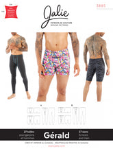 Load image into Gallery viewer, GERALD UNDERWEAR - PAPER PATTERN